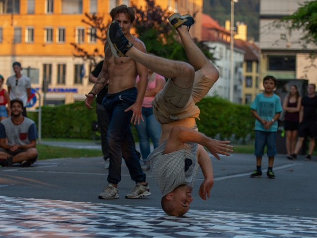 Breakdance BBoy Danjelo