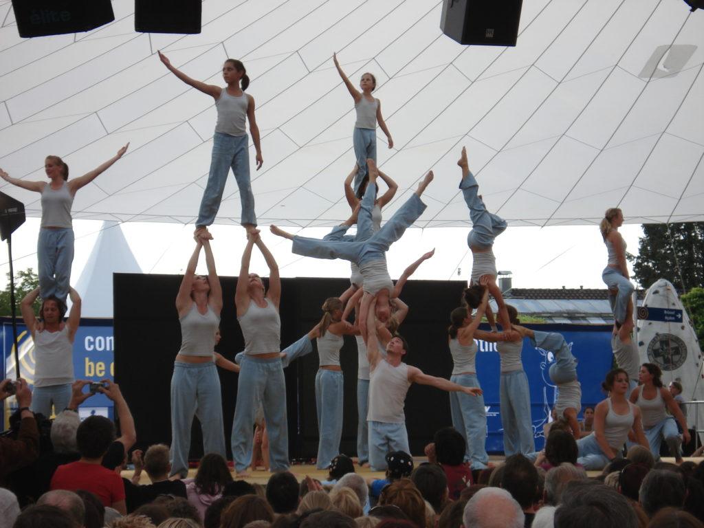 2007gymnaestradaAussenbuehne